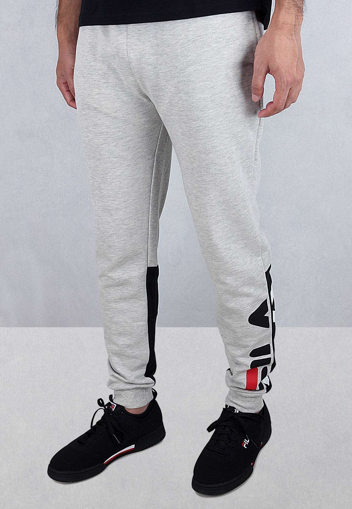 Perry Logo Colour Block Fleece Jogging Pants