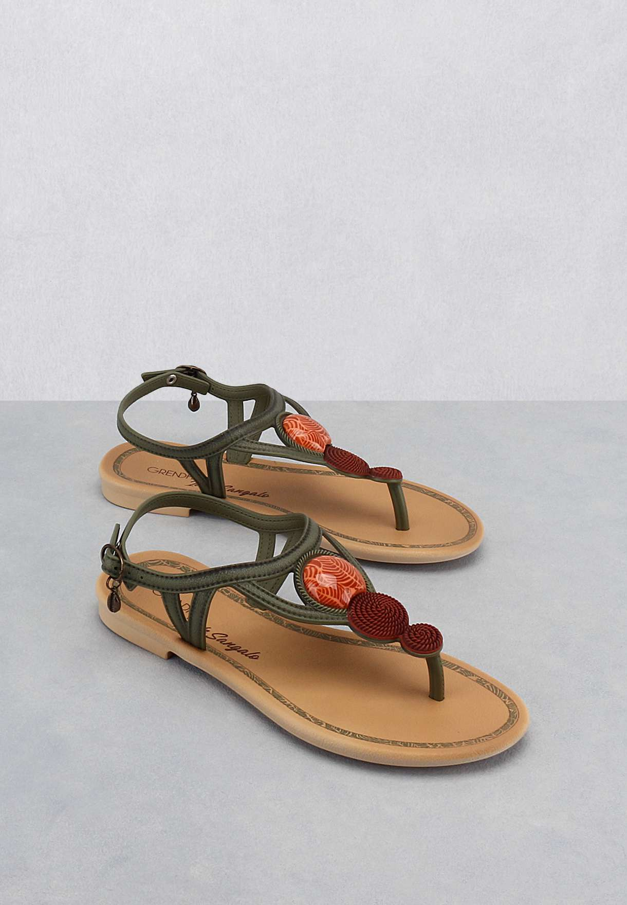 IS Axe Sandal II