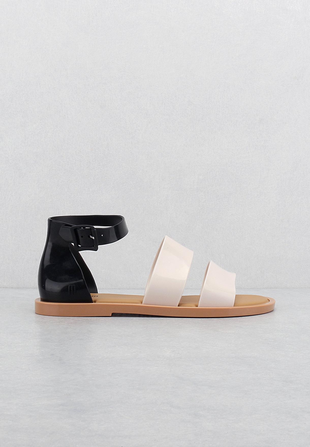 Model Sandals