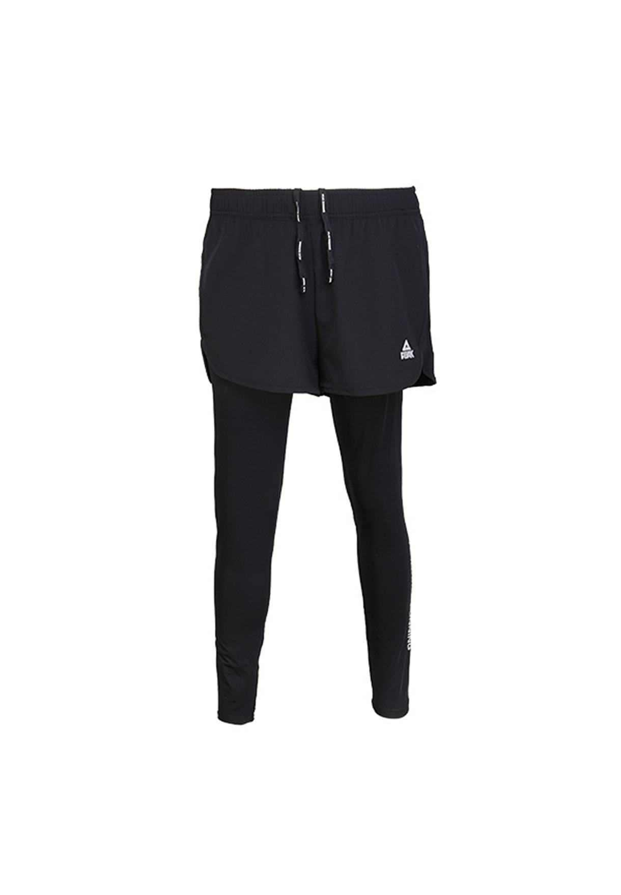 2 In 1 Knitted Pant